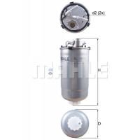 Фильтр топливный MAHLE / KNECHT KL 157/1D